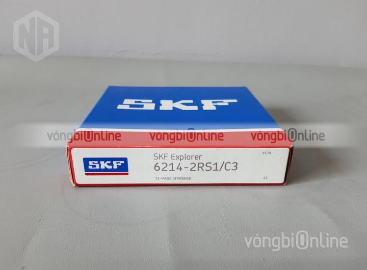 Vòng bi 6214-2RS1/C3 chính hãng SKF - Vòng bi Online