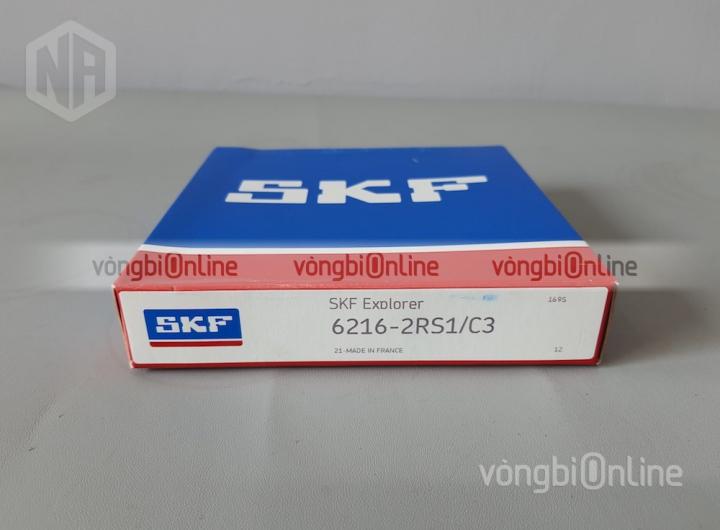 Vòng bi 6216-2RS1/C3 chính hãng SKF - Vòng bi Online