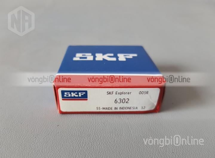 Vòng bi 6302 chính hãng SKF - Vòng bi Online