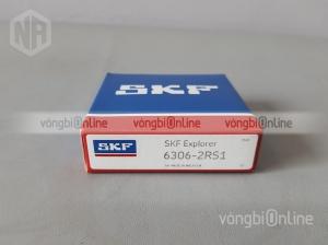 Vòng bi SKF 6306-2RS1