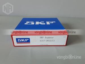 Vòng bi SKF 6317-2RS1/C3