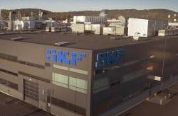 Nhà máy sản xuất vòng bi SKF tại Thụy Điển