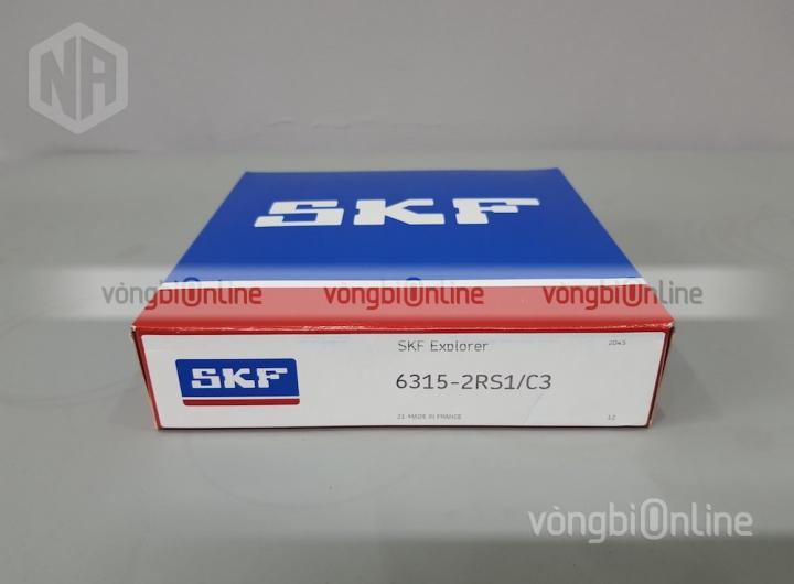Vòng bi 6315-2RS1/C3 chính hãng SKF - Vòng bi Online