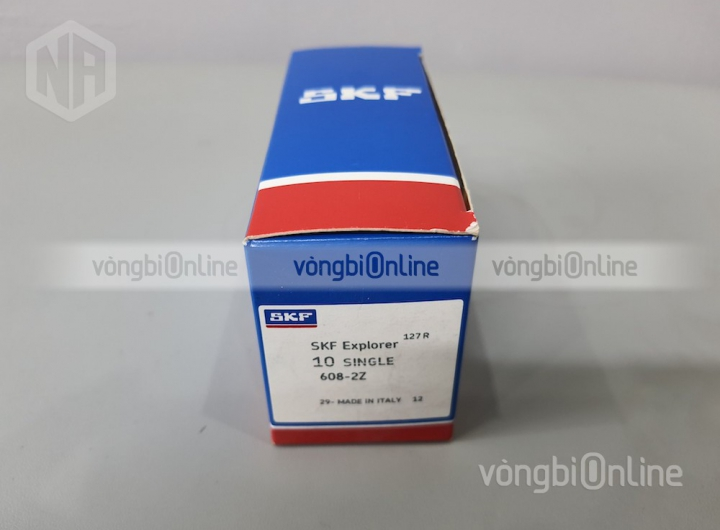 Vòng bi 608-2Z chính hãng SKF - Vòng bi Online