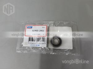 Vòng bi SKF 61900-2RS1