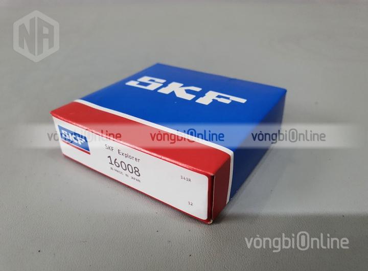 Vòng bi 16008 chính hãng SKF - Vòng bi Online