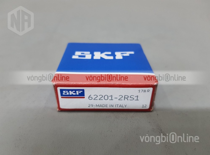 Vòng bi 62201-2RS1 chính hãng SKF - Vòng bi Online