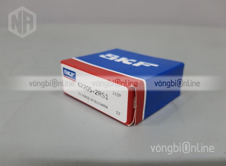 Vòng bi 62205-2RS1 chính hãng SKF - Vòng bi Online