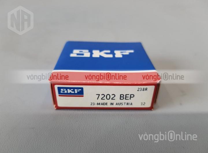 Vòng bi 7202 BEP chính hãng SKF - Vòng bi Online