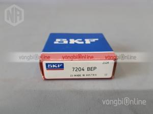 Vòng bi SKF 7204 BEP