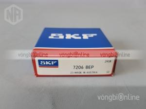 Vòng bi SKF 7206 BEP