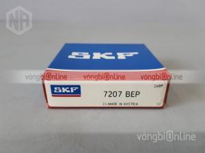 Vòng bi SKF 7207 BEP