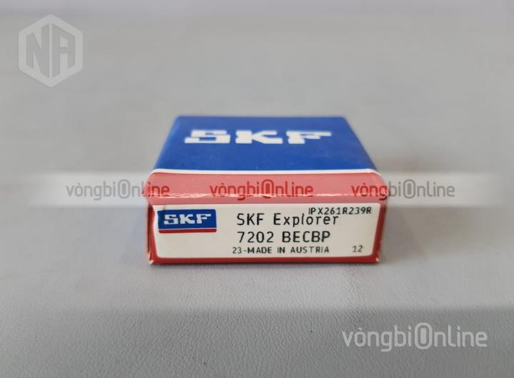 Vòng bi 7202 BECBP chính hãng SKF - Vòng bi Online