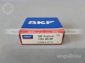 Vòng bi SKF 7204 BECBP