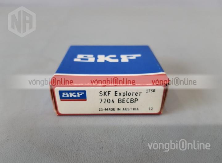 Vòng bi 7204 BECBP chính hãng SKF - Vòng bi Online