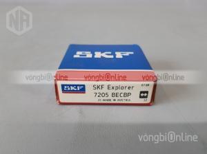 Vòng bi SKF 7205 BECBP