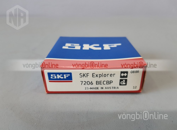 Vòng bi 7206 BECBP chính hãng SKF - Vòng bi Online