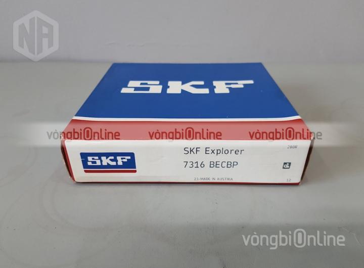 Vòng bi 7316 BECBP chính hãng SKF - Vòng bi Online