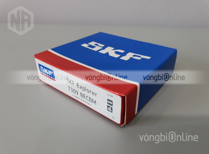 Vòng bi 7309 BECBM chính hãng SKF - Vòng bi Online