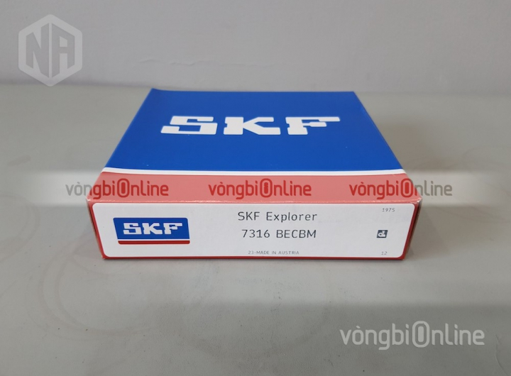 Vòng bi 7316 BECBM chính hãng SKF - Vòng bi Online