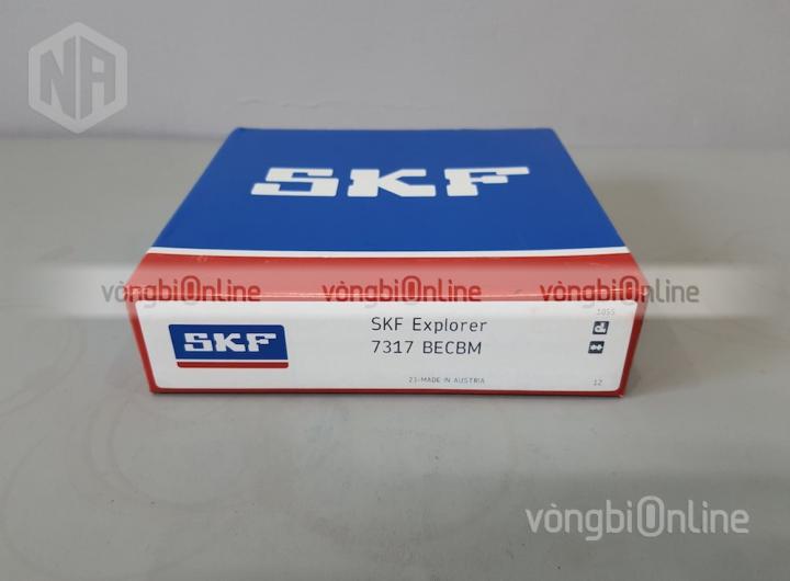 Vòng bi 7317 BECBM chính hãng SKF - Vòng bi Online