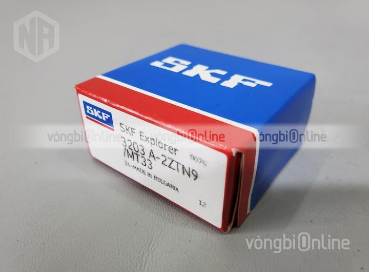 Vòng bi 3203 A-2ZTN9/MT33 chính hãng SKF - Vòng bi Online