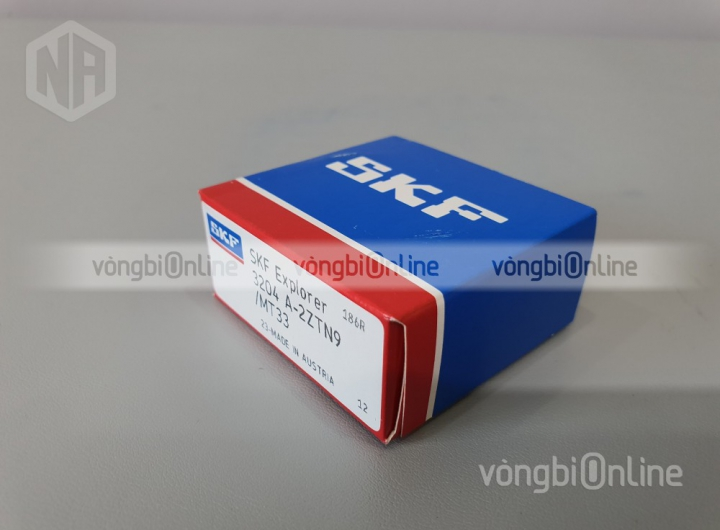 Vòng bi 3204 A-2ZTN9/MT33 chính hãng SKF - Vòng bi Online