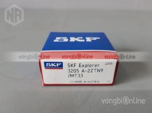 Vòng bi SKF 3205 A-2ZTN9/MT33