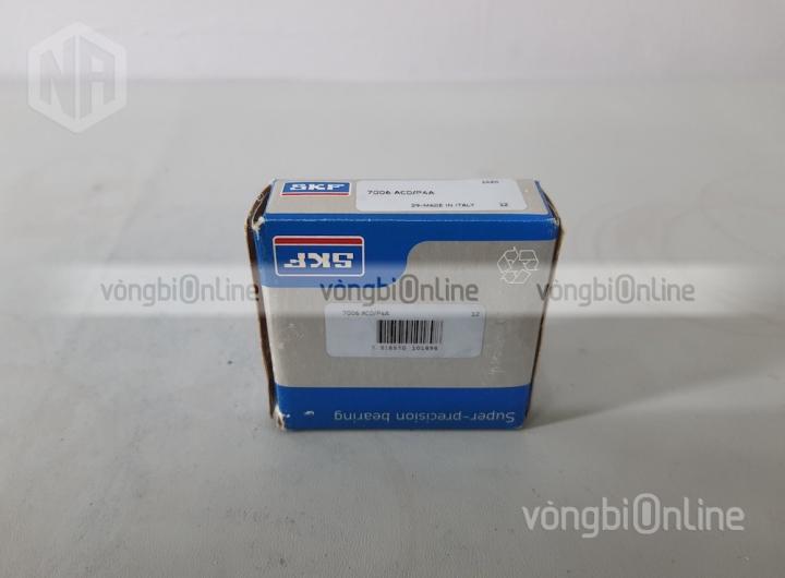 Vòng bi 7006 ACD/P4A chính hãng SKF - Vòng bi Online