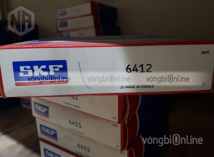 Vòng bi SKF 6412 chính hãng