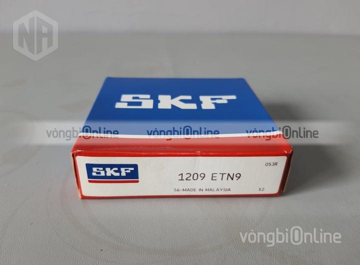 Vòng bi 1209 ETN9 chính hãng SKF - Vòng bi Online