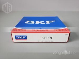 Vòng bi SKF 51118