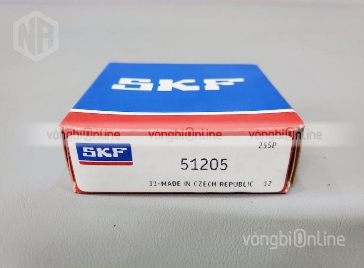 Vòng bi 51205 chính hãng SKF - Vòng bi Online
