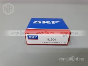 Vòng bi SKF 51206