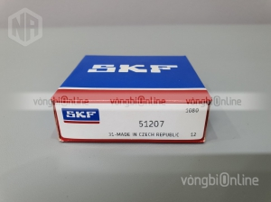 Vòng bi SKF 51207