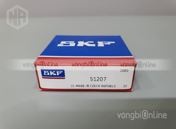 Vòng bi 51207 chính hãng SKF - Vòng bi Online