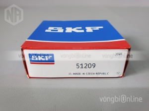 Vòng bi SKF 51209