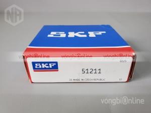 Vòng bi SKF 51211