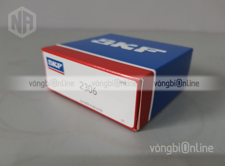 Vòng bi 2306 chính hãng SKF - Vòng bi Online