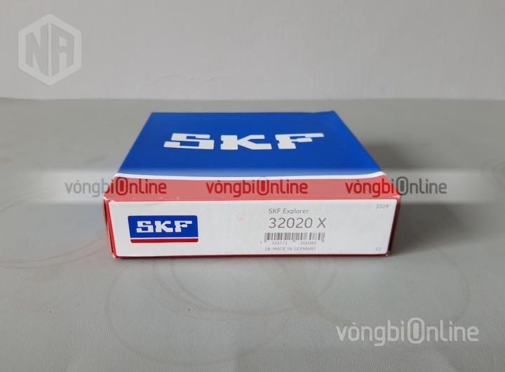 Vòng bi 32020 chính hãng SKF - Vòng bi Online