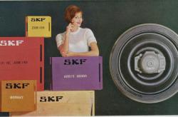 Tập đoàn SKF - Dòng thời gian lịch sử thương hiệu hơn 100 năm