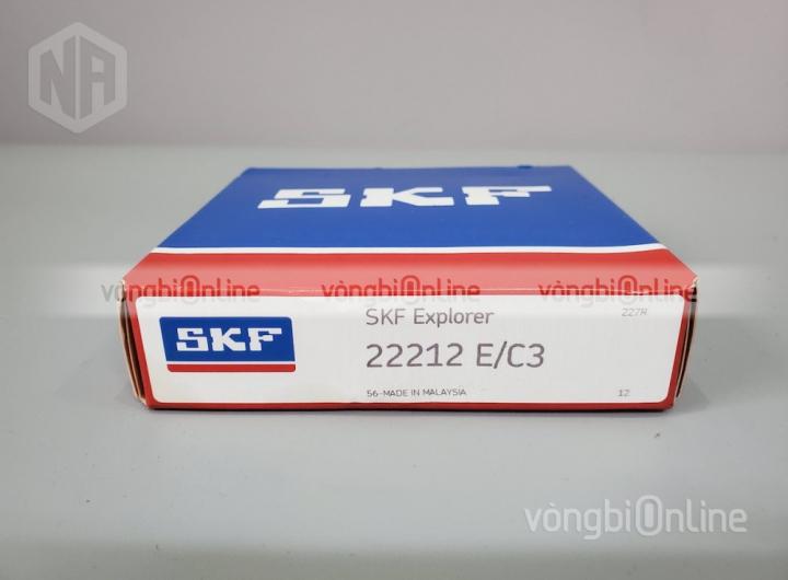 Vòng bi 22212 E/C3 chính hãng SKF - Vòng bi Online