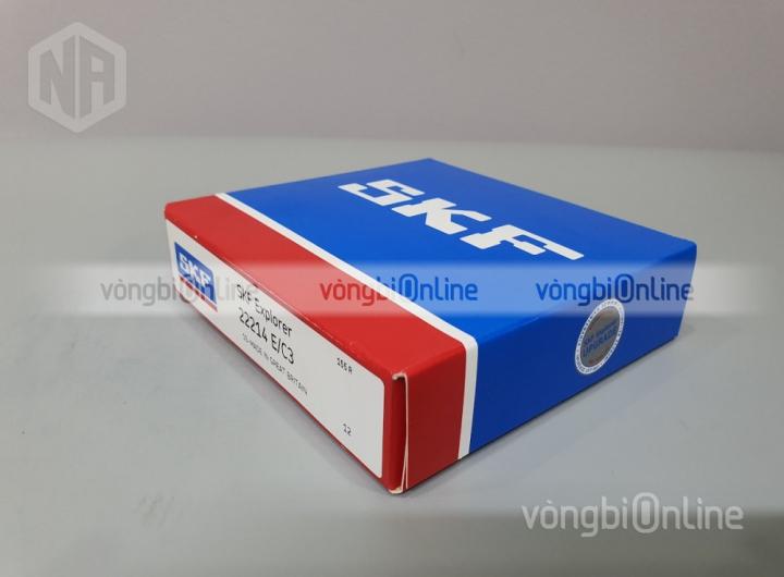 Vòng bi 22214 E/C3 chính hãng SKF - Vòng bi Online