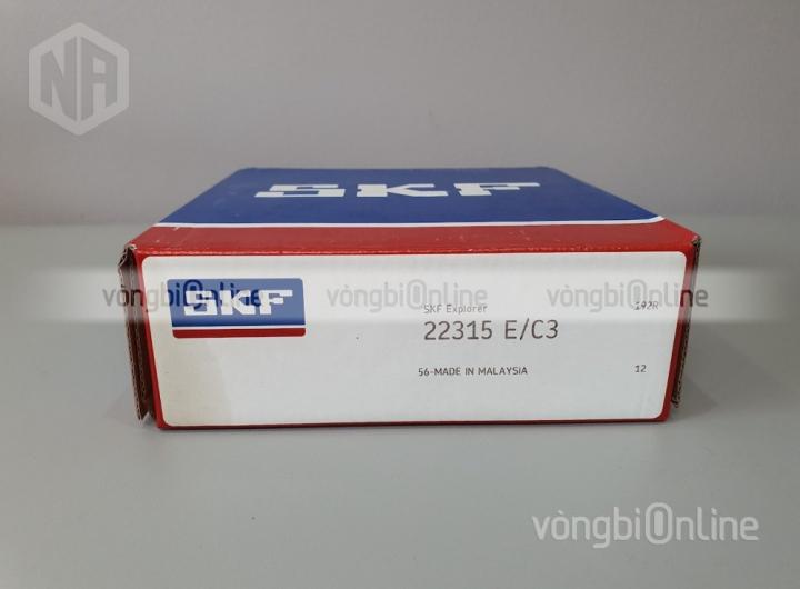 Vòng bi 22315 E/C3 chính hãng SKF - Vòng bi Online