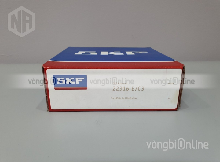 Vòng bi 22316 E/C3 chính hãng SKF - Vòng bi Online