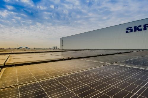 Các nhà máy của SKF sẽ trung hòa về carbon (carbon neutral) vào năm 2030