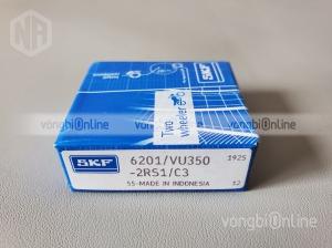 Vòng bi xe máy 6201/VU350-2RS1/C3