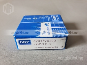 Vòng bi xe máy 6203/VU350-2RS1/C3