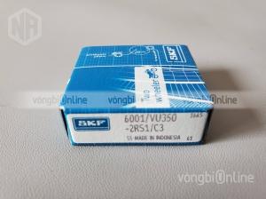 Vòng bi xe máy 6001/VU350-2RS1/C3
