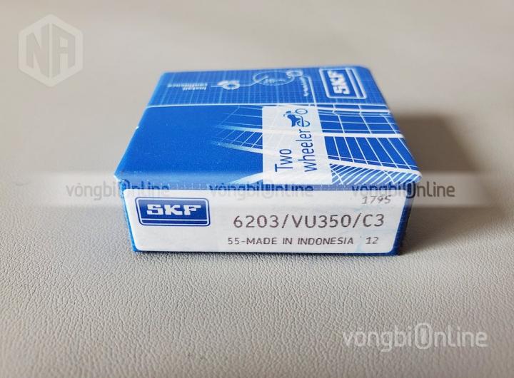 Vòng bi xe máy 6203/VU350/C3 chính hãng